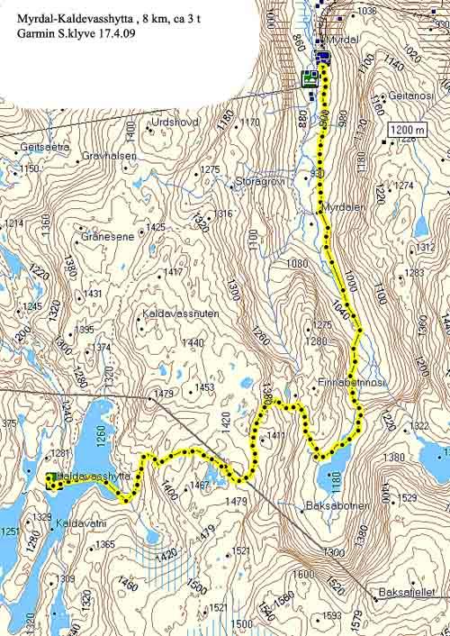 kart over hardangerfjorden Voss Foto og Miljø :: kart over hardangerfjorden
